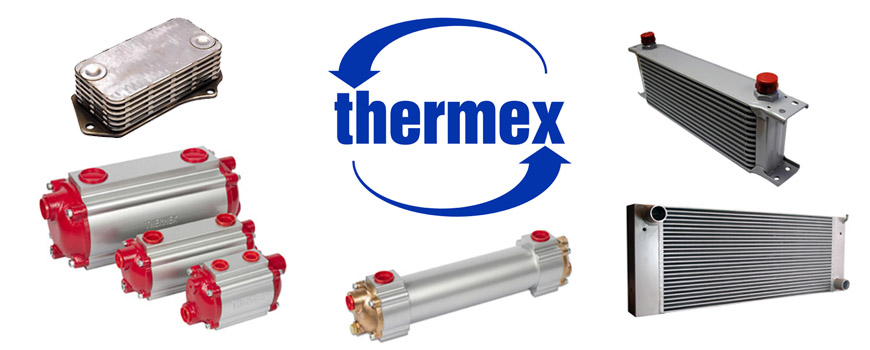 Oil Coolers The Thermex Range