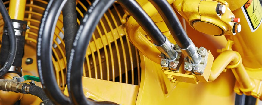 Industrial Hydraulic Oil Cooler : Hydraulic and industrial oil coolers